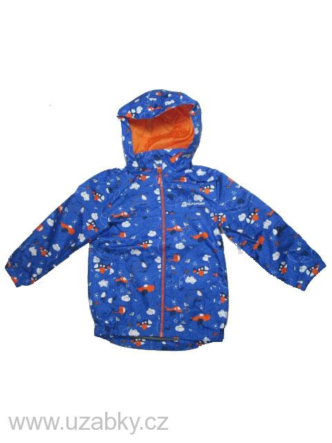 2fb7fbb0878 104-110-Chlapecká letní jarní bunda WOLF s podšívkou-modrá barva ...