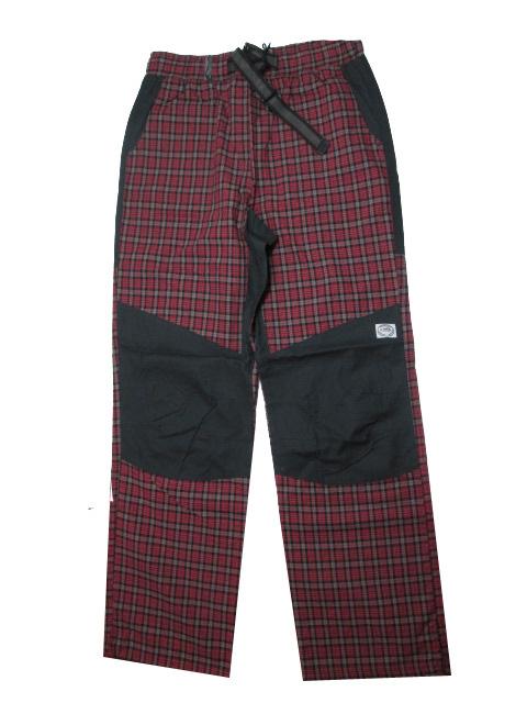 44055204b7 98-164-Dětské outdoorové letní kalhoty Neverest - červená barva empty