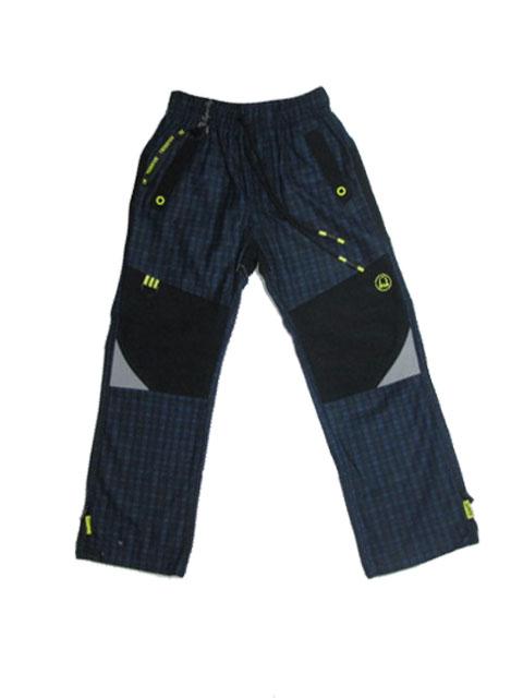 f34831991b 146-Dětské outdoorové kalhoty Grace - barva modrá empty