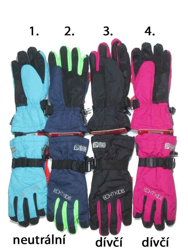 Zimní rukavice  dd08c82103