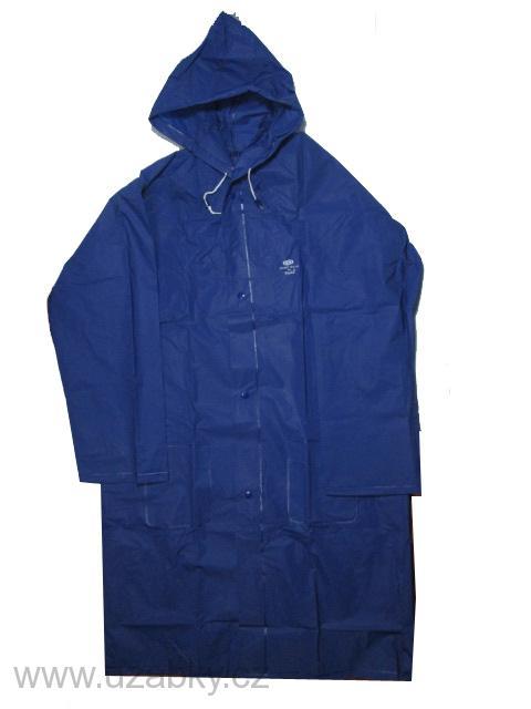 vel.M,L,2XL- Pláštěnka pro dospělé VIOLA 5505TM- tm.modrá barva