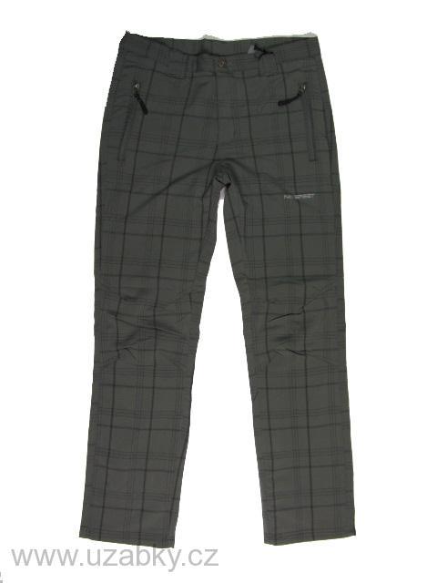 S,XL,-Dámské outdoorové kalhoty Neverest - šedá barva