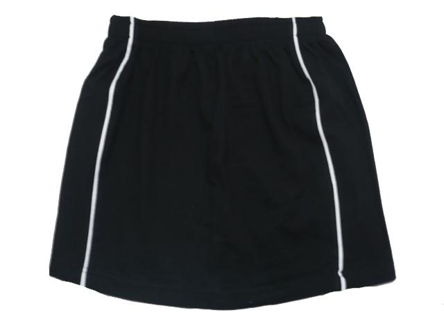 vel.170-Dívčí sukně CALVI - černá barva
