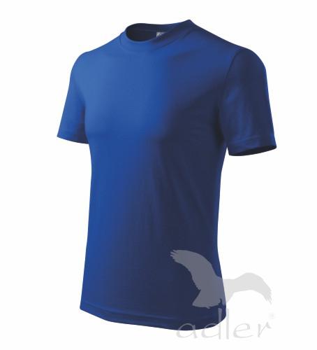 vel.M-Tričko Classic 160 - krátký rukáv - Adler - barva modrá