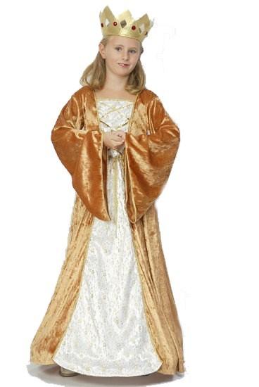 Karnevalový kostým Královna