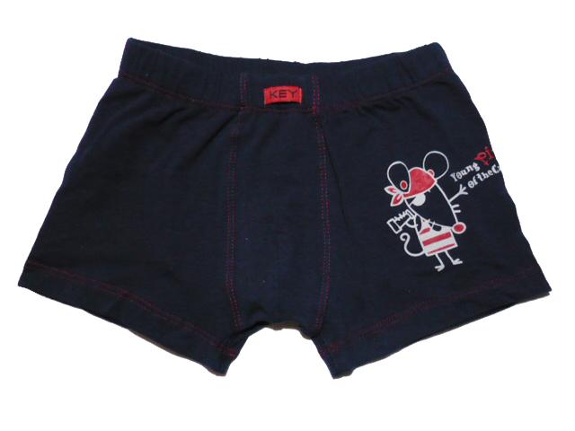 vel.134-140-Chlapecké boxerky KEY