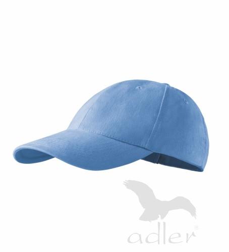 Kšiltovka ADLER - barva nebesky modrá - UNI VELIKOST