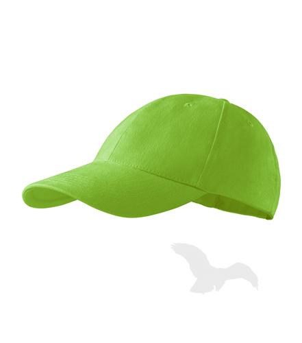 Dětská kšiltovka ADLER - barva zelená - UNI VELIKOST