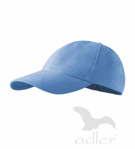 Dětská kšiltovka ADLER - barva nebesky modrá - UNI VELIKOST