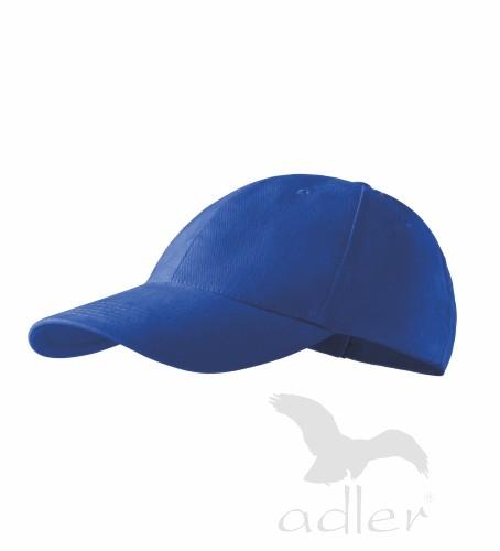 Kšiltovka ADLER - barva královsky modrá - UNI VELIKOST
