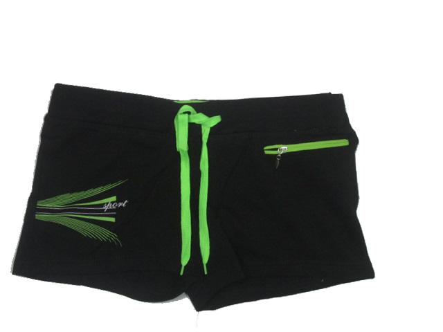 vel.L-Dámské šortky N-feel - černá barva