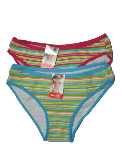 vel.L-Dámské spodní kalhotky - klasické ELEVEK