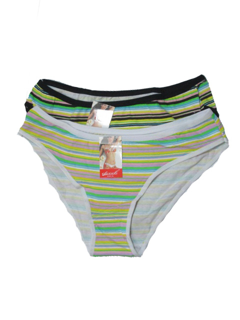 vel.XL-Dámské spodní kalhotky - klasické ELEVEK