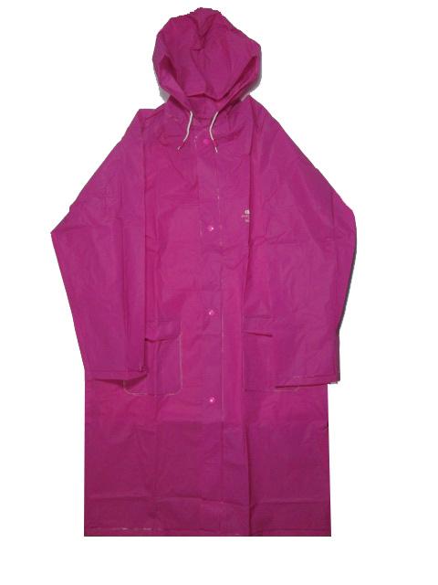 vel.140,150-Dětská pláštěnka VIOLA 5503PE- růžová barva