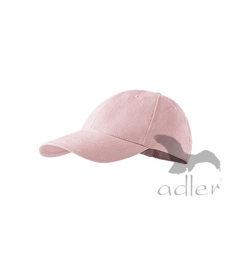 Dětská kšiltovka ADLER - barva růžová - UNI VELIKOST