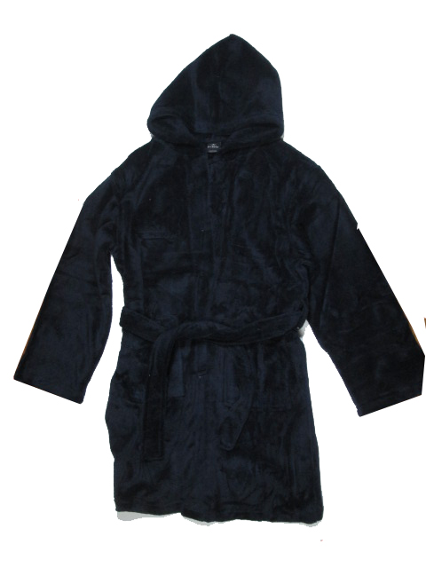 vel.110-116-Chlapecký župan N-feel - tm.modrá barva