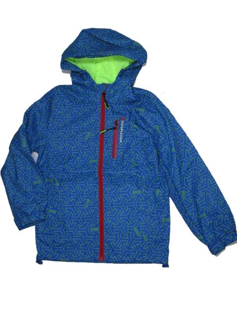 vel.134,140,146-Chlapecká jarní bunda Glo-Story - modrá barva
