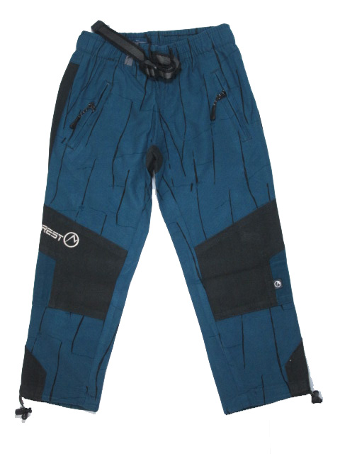 98-Dětské kalhoty Neverest - petrolejová barva
