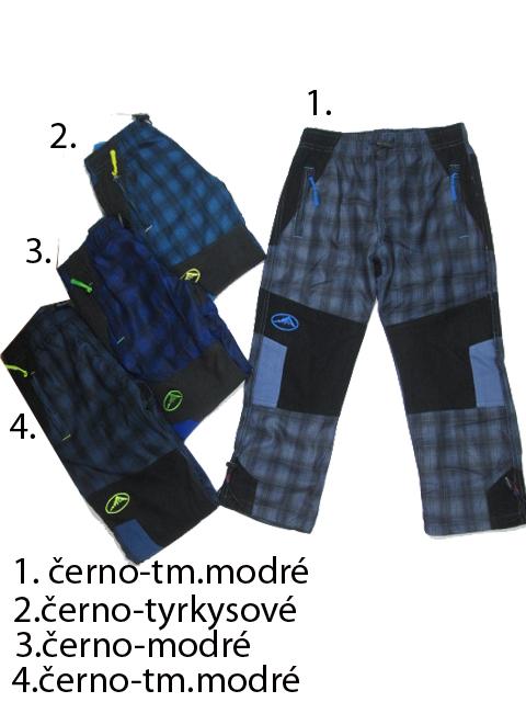110-Chlapecké zateplené kalhoty KUGO