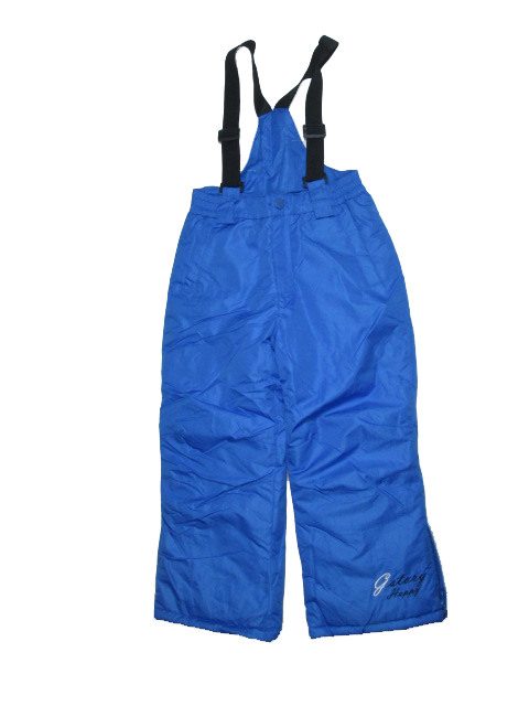 vel.116/122-Lyžařské zateplené kalhoty - Glo-Story - modrá barva