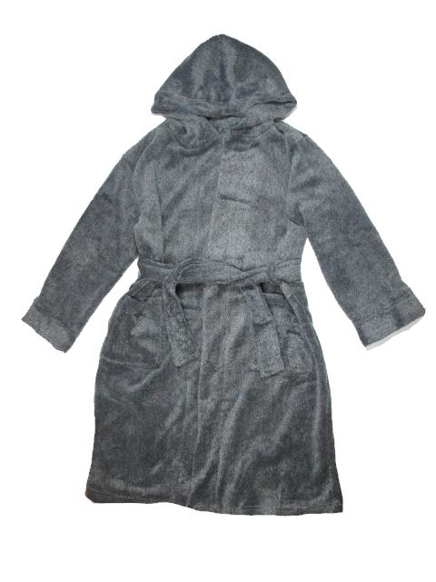 vel.128-134-Chlapecký župan WOLF - šedá barva