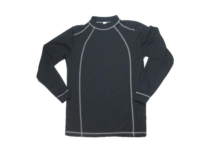 M,L,XL-Dámské thermo triko Sandra EVONA - černá barva