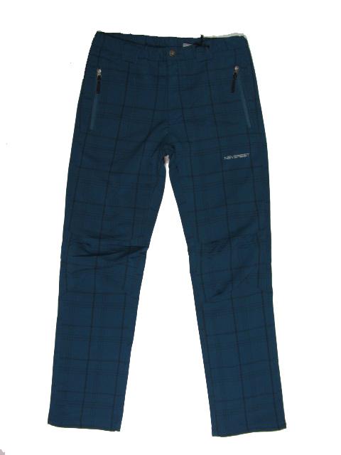 S-Dámské outdoorové kalhoty Neverest - petrolejová barva