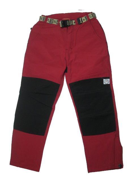 158-Outdoorové kalhoty Neverest - barva červená