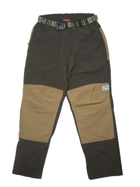 134,158-Outdoorové kalhoty Neverest - barva hnědo-béžová