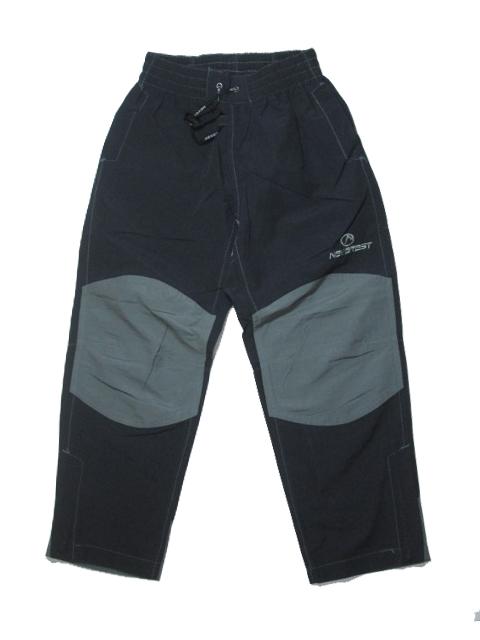 vel.146-Outdoorové letní kalhoty Neverest - barva tm.šedá