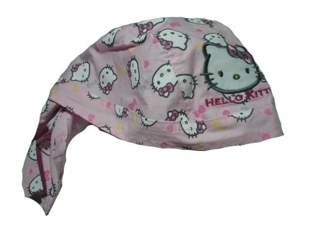 UNI-Dívčí pirátka Hello Kitty - růžová barva