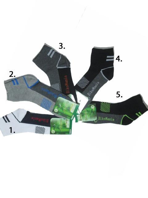 vel.43-47-Pánské bambusové ponožky střední výška Pesail